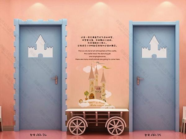 浙江舞蹈房木质门