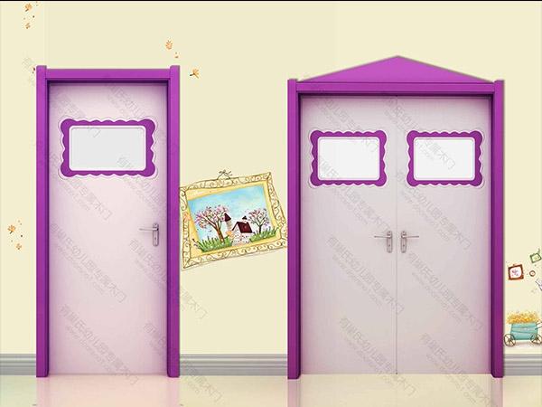 儿童房卧室门